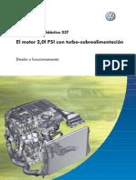 Motor 2.0l Fsi Turbo.v.w.