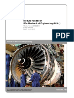 BSc-Mechanical Engineering Module Handbook 20131001 Plus(1)
