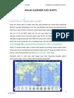 Modul Olimpiade Astronomi Rev Waktu Dan Kalender