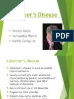 alzheimeru2019s disease