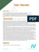2o Dom Advento AnoB - Larga as tuas tralhas - Pe Abel Ferreira.pdf