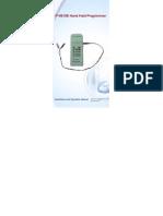 GST P-9910B handheld programmer