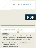 2. Sistemas de Salud Chileno Ministerio de Salud