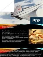 Historia de La Aviación power point