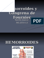 Charla Hemorroides y Fournier Finalisada Para Mi Bb