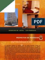 Hotel ..... Proyectos de Inversiones