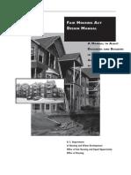 Fair Housing Act Design Manual - intro