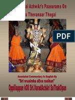 thiru thevanar thogai