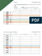 Cronograma Terminale 2015