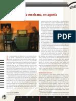 La Radionovela Mexicana en Agonia