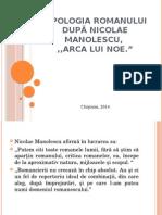 Tipologia romanului după Nicolae Manolescu,.pptx