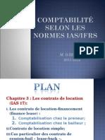 Chapitre 3FFF Contrats de Location