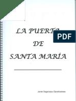 La puerta de Santa María