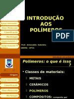 Polimeros Prof UFCG