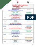 gaba calendar dated 1-13-2015