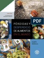 Estudio Desperdicio de Alimentos Alemania 2011.Congreso