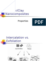 Clay Polymer Properties