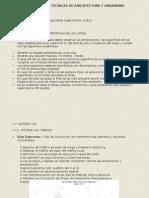 REGLAS TECNICAS DE ARQUITECTURA Y URBANISMO - ECUADOR