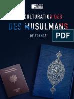 L'acculturation des Musulmans de France - La Dernière Conquête Coloniale