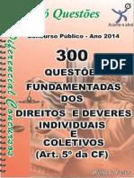 1726_DOS DIREITOS E DEVERES INDIVIDUAIS E COLETIVOS-ART.5º DA CF-apostila amostra.pdf