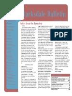 January 2015 BOSC Newsletter
