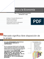 La Etica y La Economia. Cap. 13. Ayau