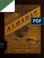 Brethren Family Almanac, The (1917) (1917)