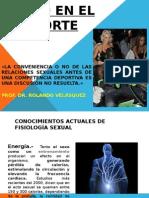 SEXO EN EL DEPORTE (Copia en conflicto de diego gómez 2014-09-27).ppt