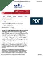 11-01-15 Vuelven los tiempos en los que solo uno decide | e-consulta.com | Periódico Digital de Noticias de Puebla| México 2014 |