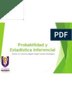 Probabilidad y Estadistica Inferencial