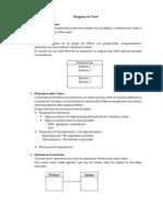 Diagrama de Clases y Estado