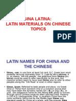 Sina Latina