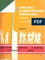 Antologia Venezolana I