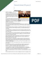 13-01-15 El Universal - Nación - Una Senadora Buscará Retener NL Para El PRI
