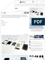 iPhone 3GS Take Apart by Ifixit