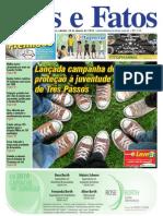 Jornal Atos e Fatos - Ed 657 - 16-01-2009