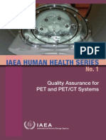 IAEA_Quality Assurance for PET and PET-CT Systems