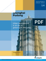 [Y. Chen] Shanghai Pudong Urban Development in an era of global-local interaction