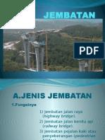 Jembatan(Pengantar Sbd)