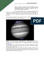 22-Grandes Auroras en Júpiter