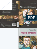 Mistero All'abbazia-CURSO LIBRO ITALIANO