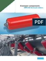 HM150 Roller Brochure