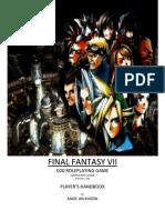 Final Fantasy VII - Player's Handbook