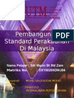 Pembangunan Standard Perakaunan Di Malaysia