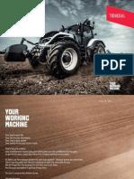 Valtra T4 en Printproof