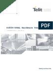 Telit CC864-DUAL Hardware User Guide r6