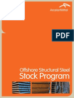 Steel Pipe Stock Brochure