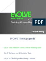 Day1_Evolve 2014 Basic Training