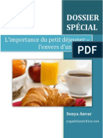 Dossier-petit Déjeuner Mythe