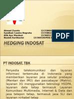 Hedging Indosat 2004-2006